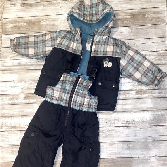 Carter's Snow Suit Set
